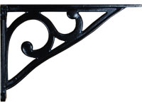 Cast Iron Jester Shelf Bracket