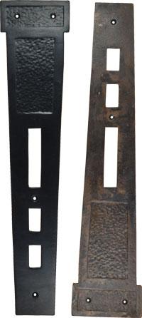 Craftsman Dummy Strap Hinge From Antique Revelry